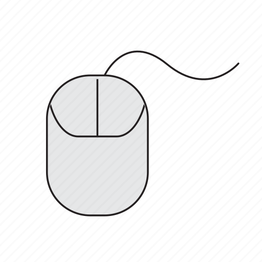 mouse, wireless icon