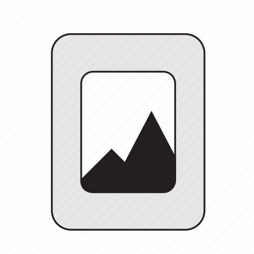 display, view icon