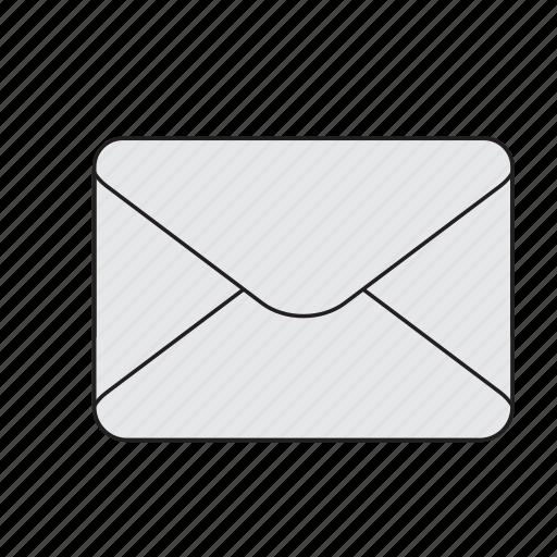 envelop, letter icon