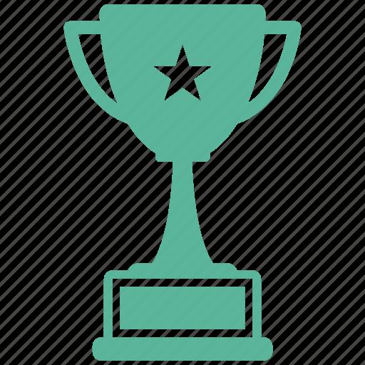 award, star, trophy, winner icon