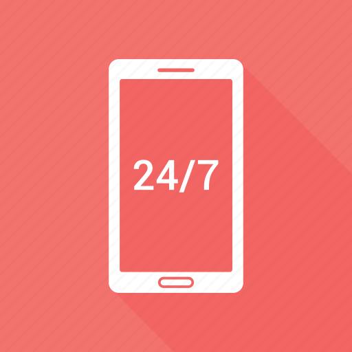 banking, call, mobile, tab icon