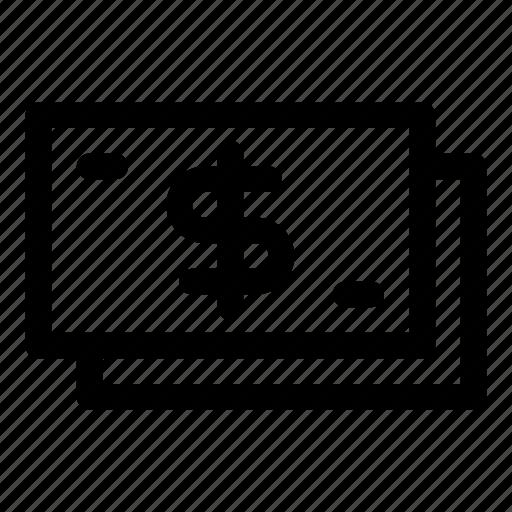 bills, cash, dollar, finances, money, purchase, usd icon