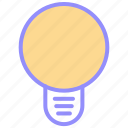 brainstorm, brainstorming, clever, concept, finance, idea, lamp, set, think, thinking, vol icon
