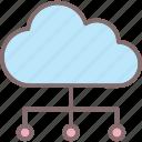 cloud computing, cloud service, networking, paas, web service