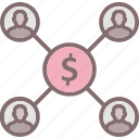 crowdfunding, dollar, finance, fundraising, funds
