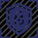 antivirus, check mark, ensure, shield, tick