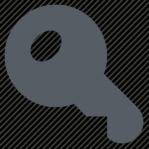 access, key, lock, safe, security, unlock icon