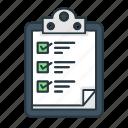 business, checklist, complete, done, finance, marketing, task