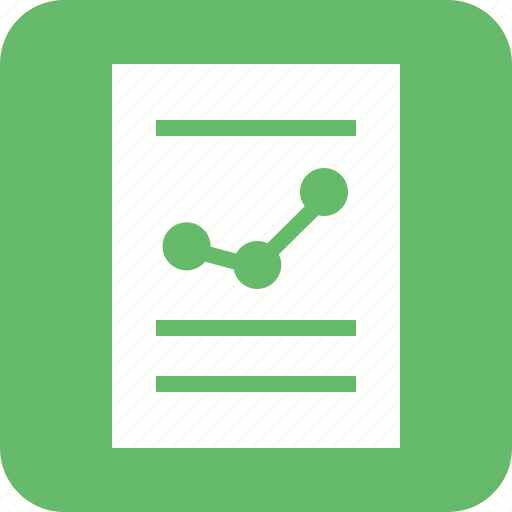 accounting, balance sheet, budget, financial report, income statement icon