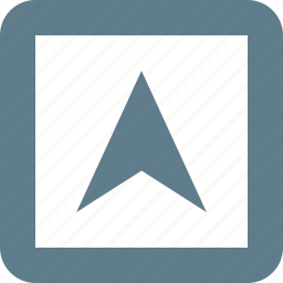 gps, location, map, navigation, route, street, travel icon