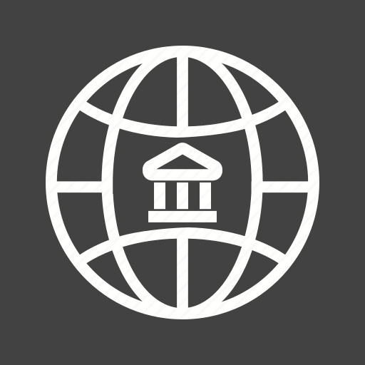 Bank, business, finance, financial, global, stock, world icon - Download on Iconfinder