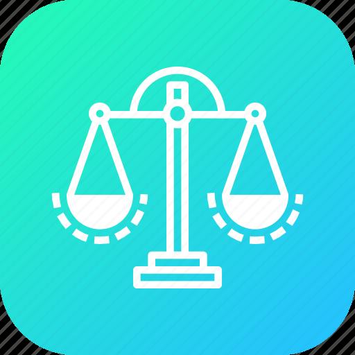 analysis, analytics, balance, benchmarking, business, explore icon