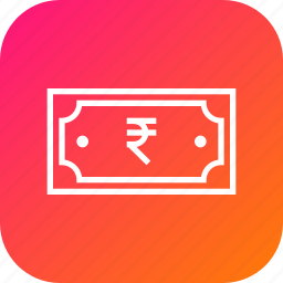 currency, finance, indian, money, note, payment, rupee icon