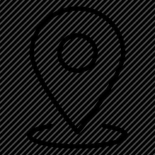 check in, checkin, finance, four square, foursquare, location, navigation, pin, pointer icon