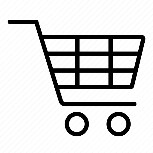 buy, cart, checkout, finance, shopping, store, trolley icon