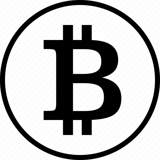 bitcoin, blockchain, cryptocurrency, currency, digital, payment, sign icon