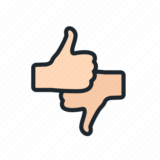 business, conversation, deal, dialog, discussion, feedback, thumbs icon