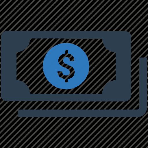 bank note, money icon