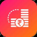 cash, coins, finance, indian, money, rupee