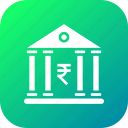 bank, banking, finance, government, money, safe, secure icon