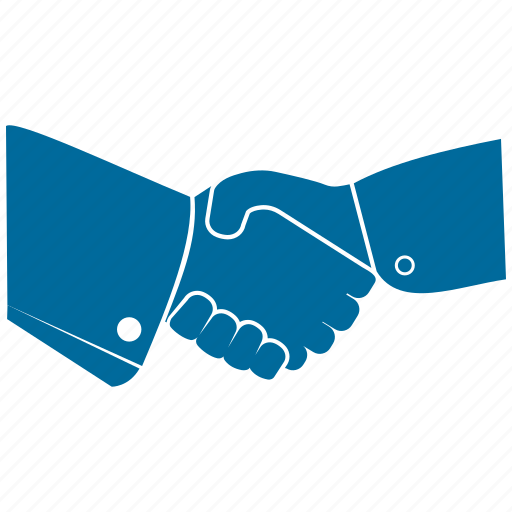 agreement, business, handshake icon