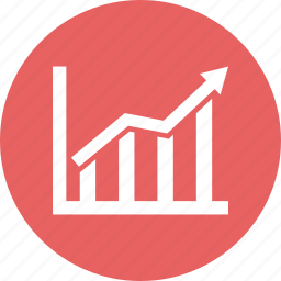 bar, chart, graph, growth, growth chart icon