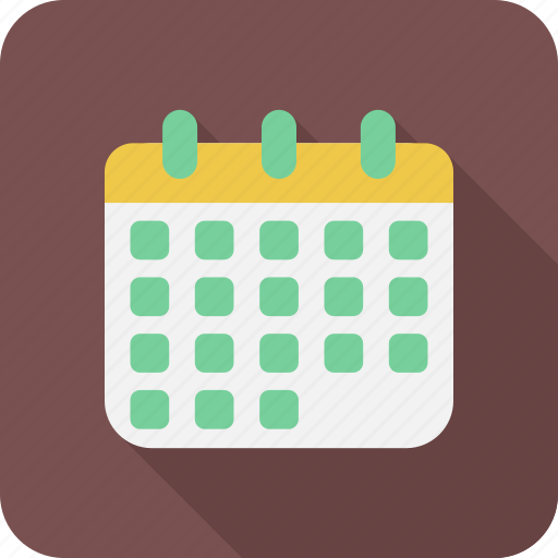 appointment, calendar, date, month, monthly, schedule icon
