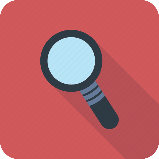 find, magnifying, magnifying glass, search, zoom icon