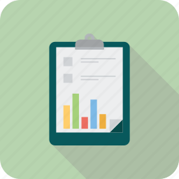 checklist, draft, list, note, notepad, paper icon