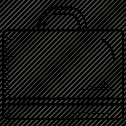 bag, office, portfolio icon