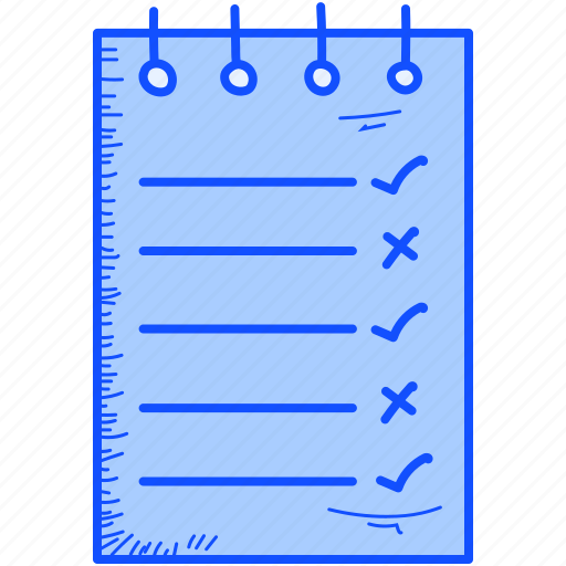 Document, list, page, report icon - Download on Iconfinder