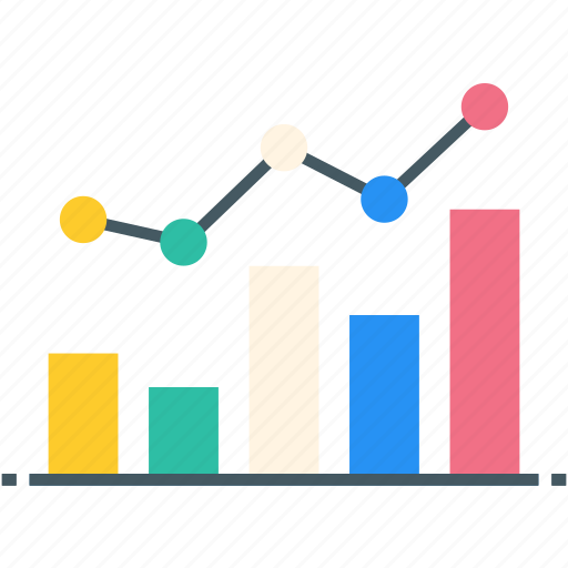 business, chart, diagram, graph, solid icon icon