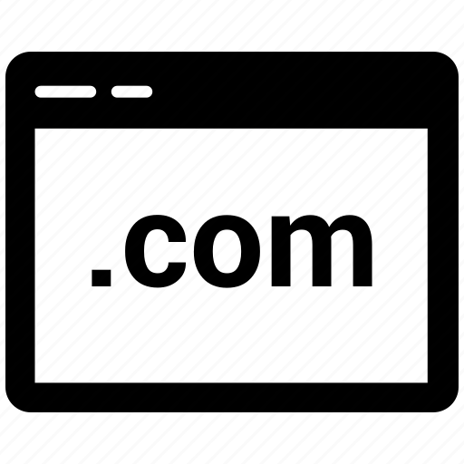 com, ui, web design, webdesign icon