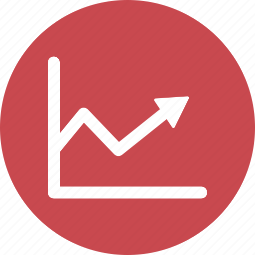 bar, chart, growth icon