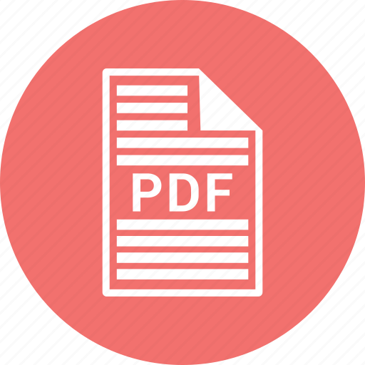 doc, document, file, pdf icon