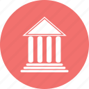 apex court, bank, building, court, court building icon