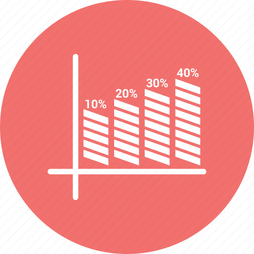 analytics, business, chart, graph, infographic icon