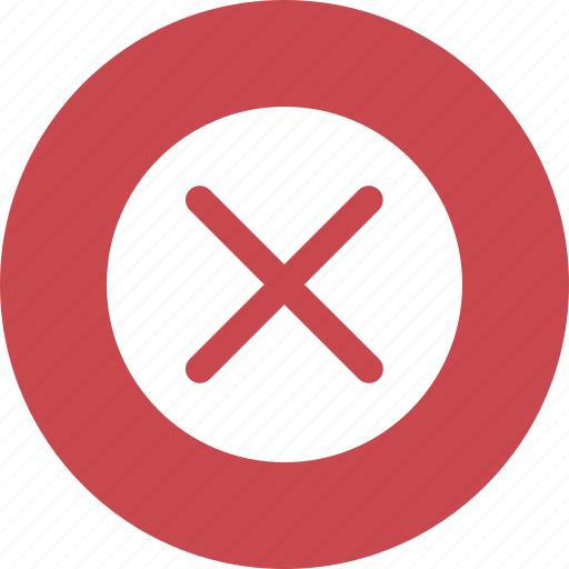 Cancel, close, cross, x icon - Download on Iconfinder
