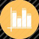 diagram, bar, bar chart, growth bar, chart