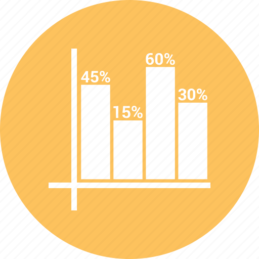 bar, bar chart, chart, diagram, growth bar icon
