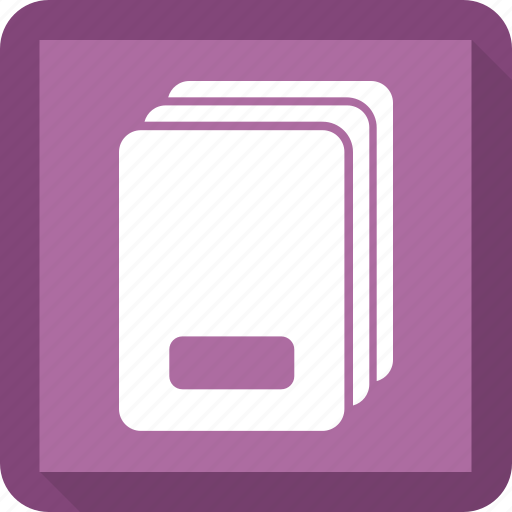 book, books, reading, stack icon