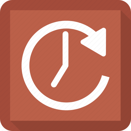 history, time, timer icon