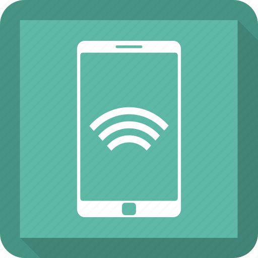 communication, mobile, wifi icon