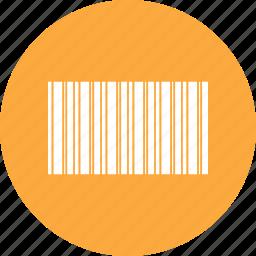 bar, barcode, code icon