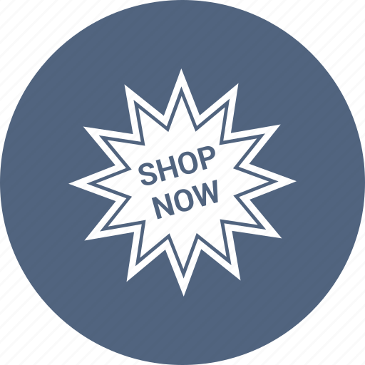 buy, cart, ecommerce, now, shop, shopping, store icon
