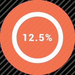 analytics, business, graph, report, statistics, twelve icon
