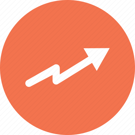 graph, growth icon