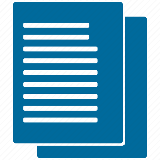 documents, files, paper, papers icon