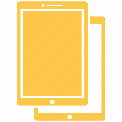 computer, gadget, mobile, tablet icon