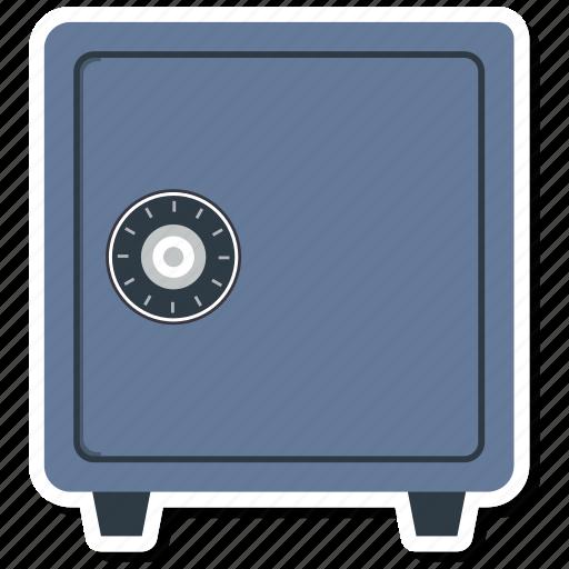 Bank, bank vault, locker, safe, vault icon - Download on Iconfinder